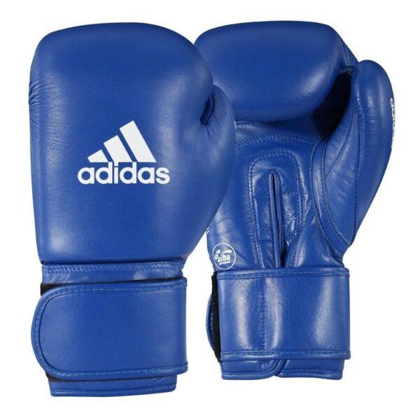 Aiba boks rokavice modre