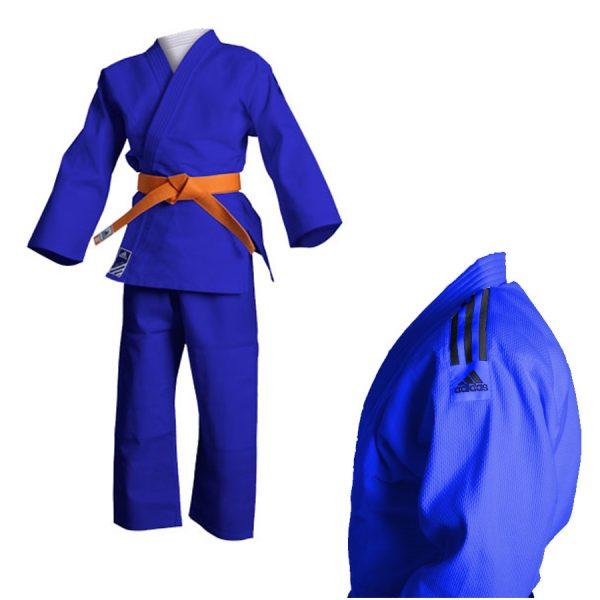 Judogi Club gi Blue  Adidas