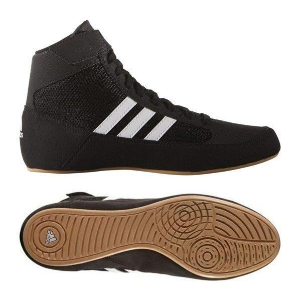 Copati za rokoborbo in MMA Havoc, Adidas-a152-bw