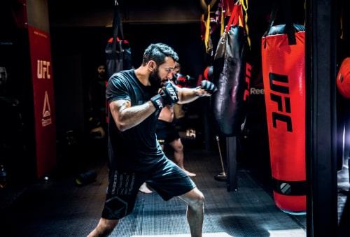 MMA Ultimate Fight